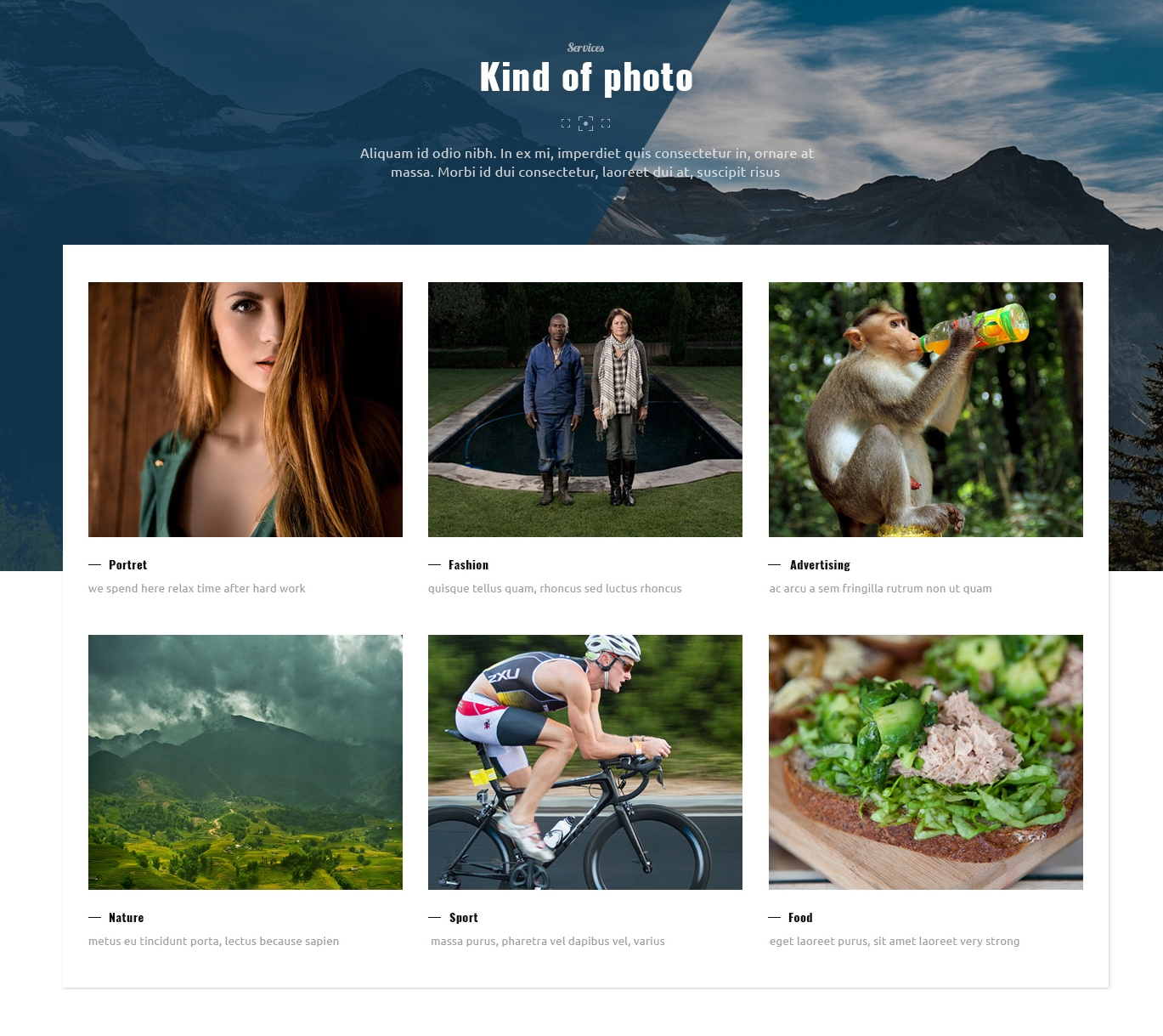 HTML Bootstrap News Theme